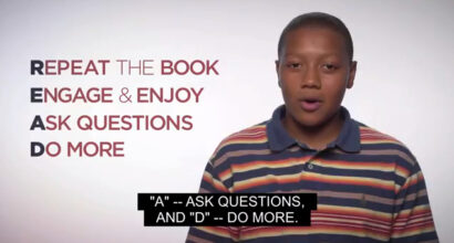 New Video Teaches Parents How to Build a Foundation for Reading Success With Their Children