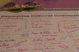 2013 SCPITC Annual Training - Unmasking Cultural Continuity - 71