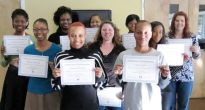 Staff at NorthStar Child Development Center in Columbia recently completed their SCPITC Plan 1