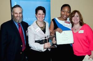 Tiffany Livingston award
