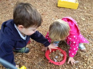 Columbia Jewish Day School Outdoor Play 2