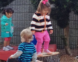 Columbia Jewish Day School Outdoor Play Horizontal