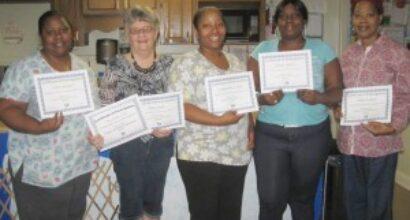 Miss Eddie's Child Development Center in Spartanburg, S.C.