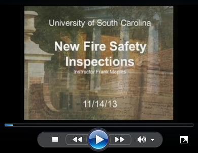 Fire Marshal Webinar Video Thumbnail