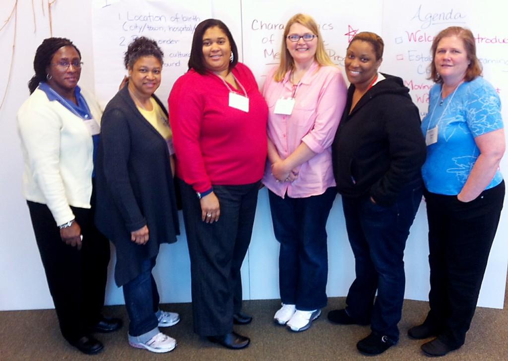2014 Teacher-Mentors in Atlanta