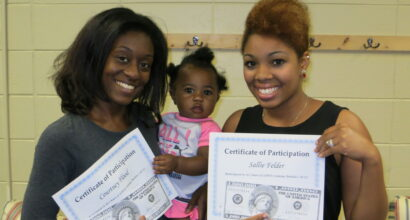 Tender Years Child Development Program Completes Plan 1 Training