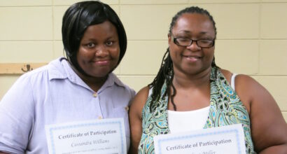 Arthurtown Child Development Program Completes Plan 1 Training