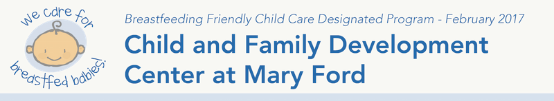 Child and Family Development Center at Mary Ford, North Charleston, SC